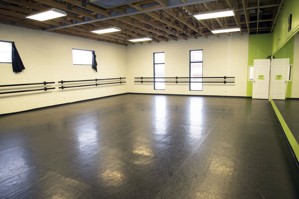 DansConnection Studio Space
